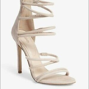 NWT Aldo High Heeled Sandals